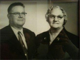 William & Lula (Vertrees) Cain, Kentucky