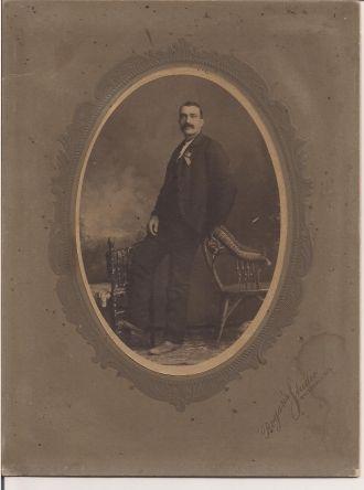 James Sylvester Lewis