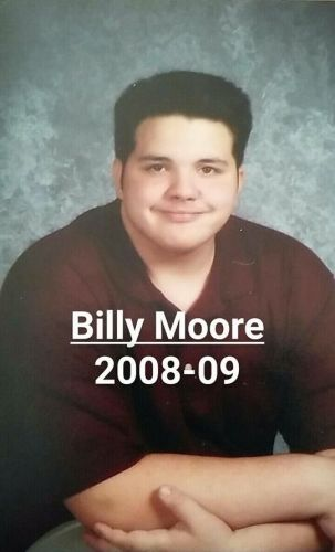 A photo of Billy Moore