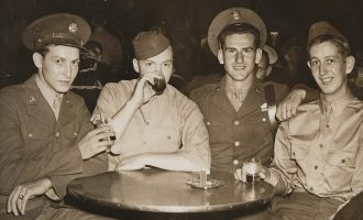 Clarence Berman, Robert Hogan, Steve Malick