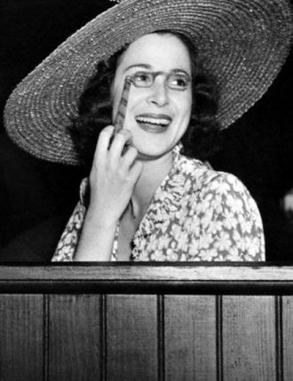Kitty Carlisle Hart