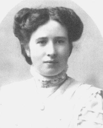 A photo of Mary Jane Crocker Dalgleish