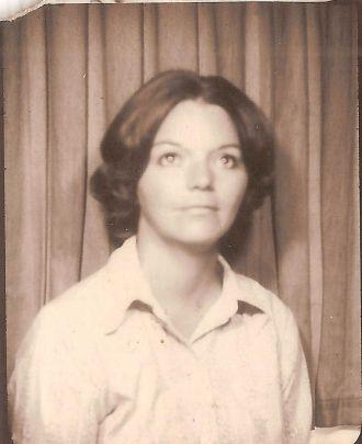 A photo of Shirley Ann Morris Quick