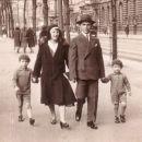 William Herbert Blank family 1930