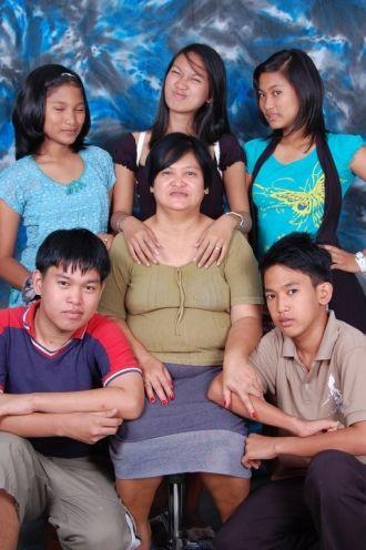 Calagui family, Philippines