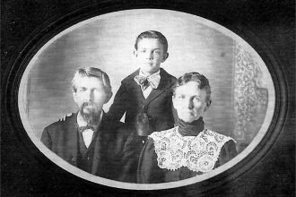 Gaston Winfield Cromwell Family