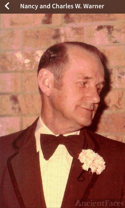 Charles W. Warner, 1974