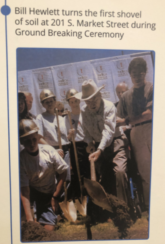 San Jose Tech Museum - Ground Breaking Ceremony
