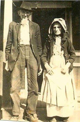 John A. White & Susan Catherine Davenport