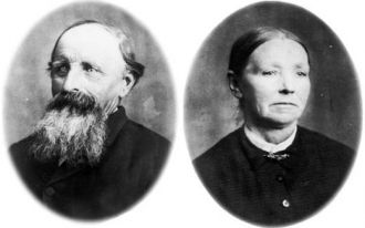 Andrew Nielsen and Sarah Rasmussen