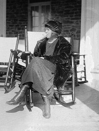 Sarah Anderson, suffragette