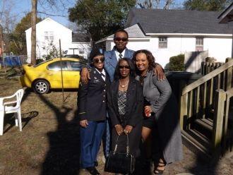 Rosemary Boatwright family