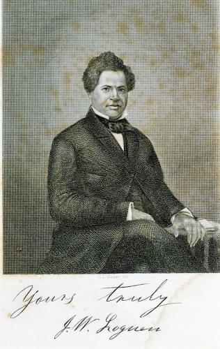 Rev. Jermain Wesley Loguen