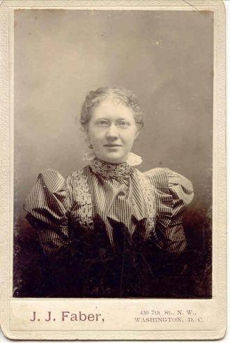 A photo of Belle  Abrams Kline
