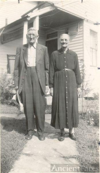 Cornelius R. & Mary M. Skaggs