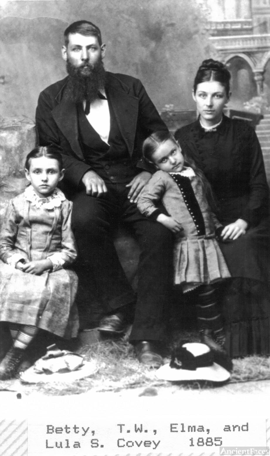 Covey / Showalter Family