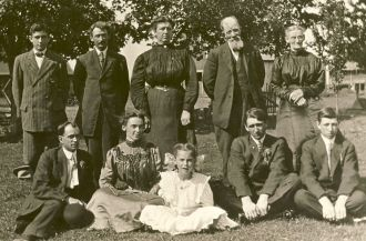 White, Perry, Winters, Wing families