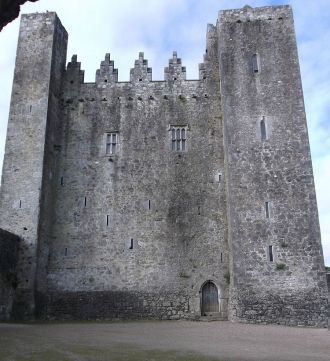 Barryscourt Castle, Ireland