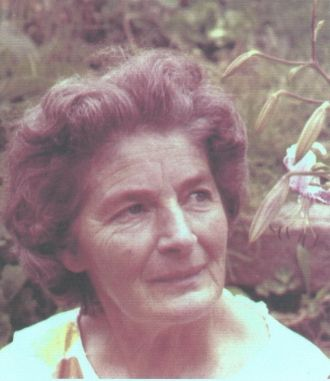 Hazel Atholine Mills