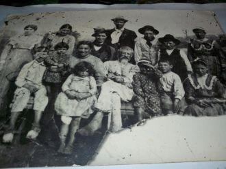 Giuseppe Lazzeri Family