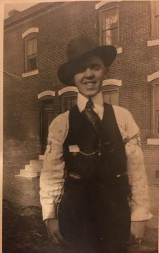 Fred Wittman 1910s