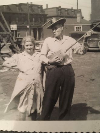 Audrey and Charles Heibert