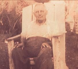 Grandpa George Visiting Leeds Home