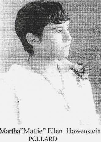 Martha Ellen Pollard