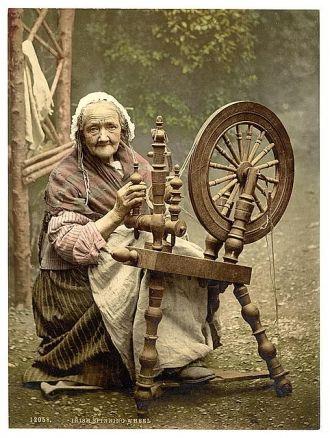 Irish spinner