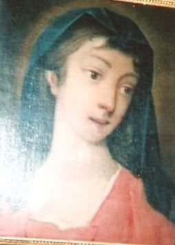 Lucretia Elizabeth (Folkes) Philipps, UK 1747