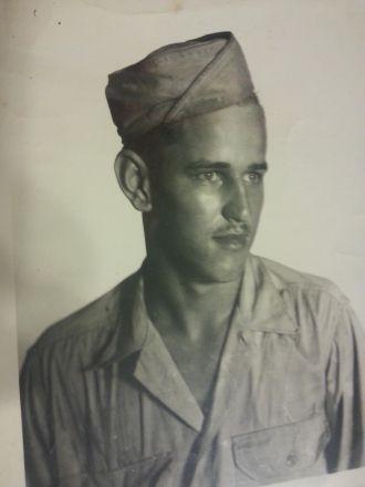Sgt Glenard H Hering