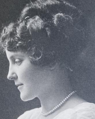 A photo of Effie Maud (Wooler) Crooks