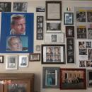 Donald Madden photo shrine