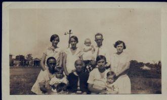 Gregory Family? circa 1920's
