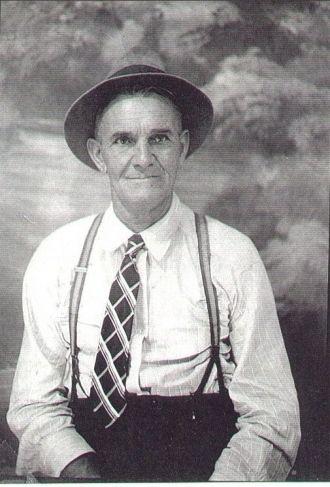 Grandpa Pete Van Brunt