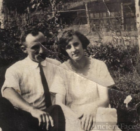 Sylvester Reuter and Celestine Jungers