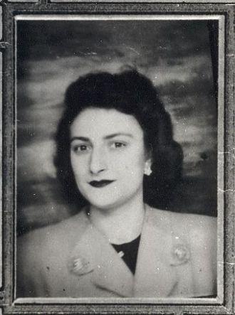 Mary J Calderilli