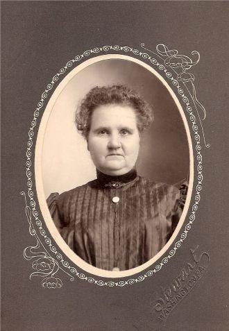 Arra Bell Baker Horner, my gr-grandmother