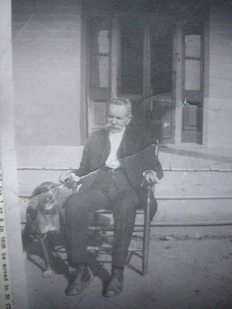 My Great Grandfather Thomas Jubilee McKinney