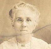 A photo of Mary Ann (Bowden) Sharp