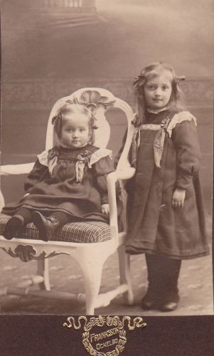 Unknown Swedish Sisters