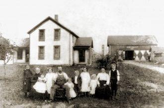 Ira McCavit family home, Ohio