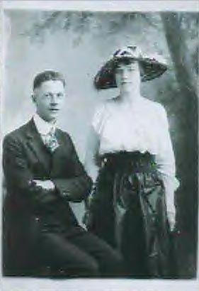 David Ramsey Copal & Mollie Bet Wilson