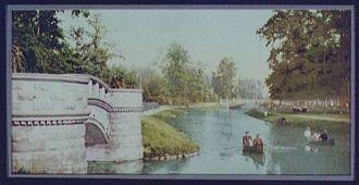 Grand Canal, Belle Isle Park, Detroit