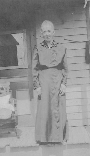 Martha Adeline (Ellis) Davis