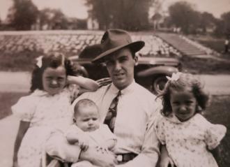 Sandra Jo (Sanders) Perozzi Family