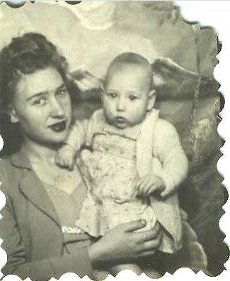 Elaine and Joyce Irle Rhoades