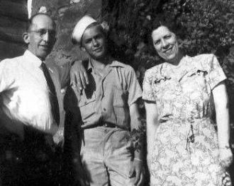 Virgil, Larry and Pauline
