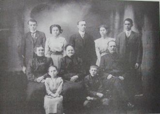 Cimon & Tremblay Family