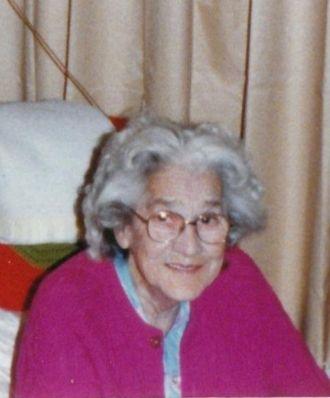 Edith J Marsh